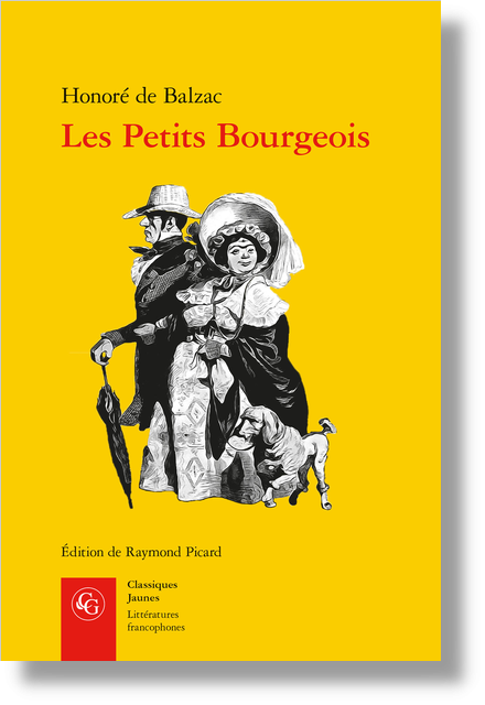 Les Petits Bourgeois - Bibliographie sommaire