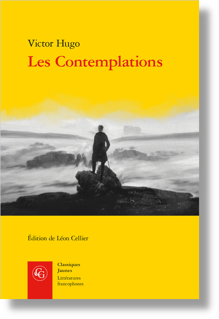 Les Contemplations - Chronologie