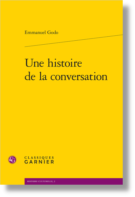 Une histoire de la conversation