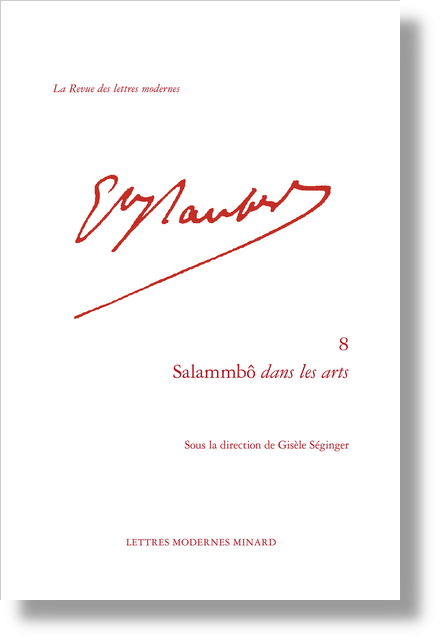 Salammbô dans les arts