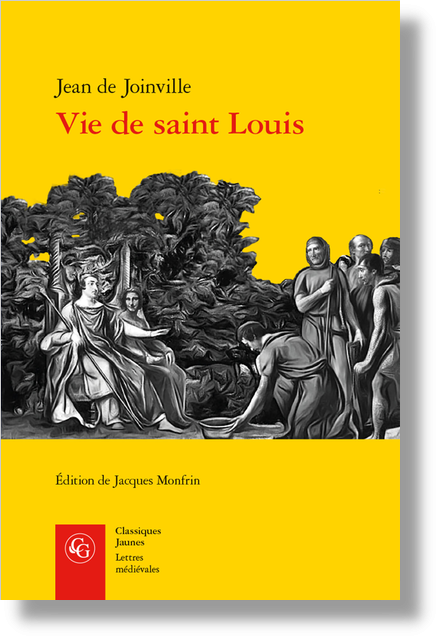 Vie de saint Louis - Introduction