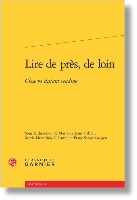 Lire de près, de loin. Close vs distant reading - Index des noms