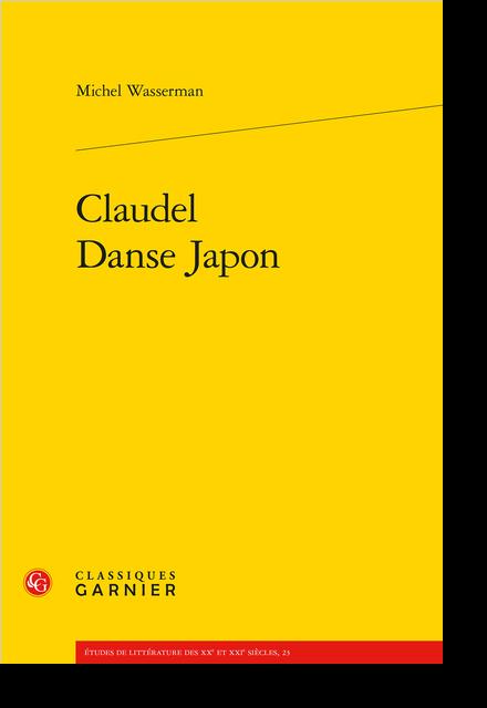 Claudel Danse Japon