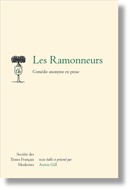 Les Ramonneurs Comédie anonyme en prose - Table