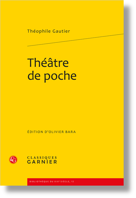 Théâtre de poche - Appendice I