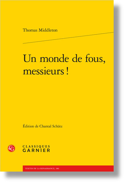 Un monde de fous, messieurs ! - Introduction