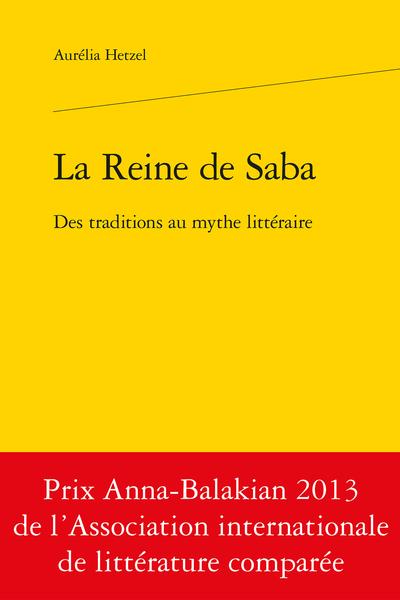 La Reine de Saba. Des traditions au mythe littéraire - Index des noms