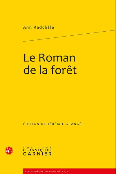 Le Roman de la forêt