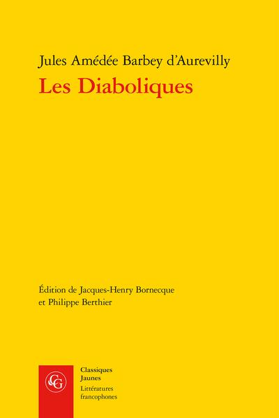 Les Diaboliques - Variantes du manuscrit de la Bibliothèque nationale