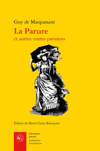PDF PARURE TÉLÉCHARGER LA DE MAUPASSANT