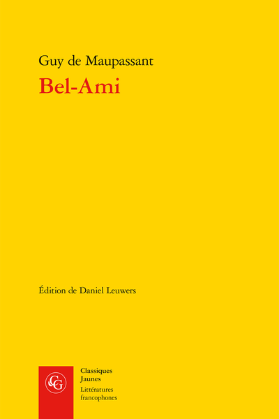 Bel-Ami - Introduction