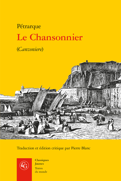 Le Chansonnier. (Canzoniere)