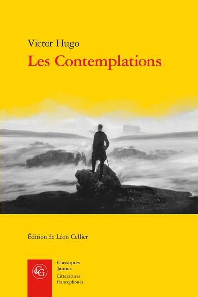 Les Contemplations - Introduction