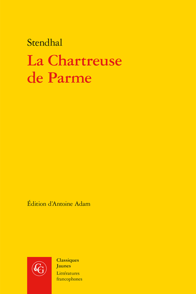 La Chartreuse de Parme - Chapitre vingt-quatrième
