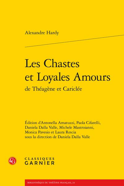 Les Chastes et Loyales Amours de Théagène et Cariclée