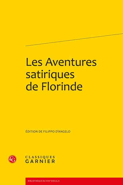 Les Aventures satiriques de Florinde