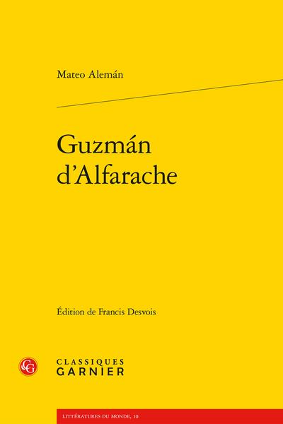 Guzmán d'Alfarache