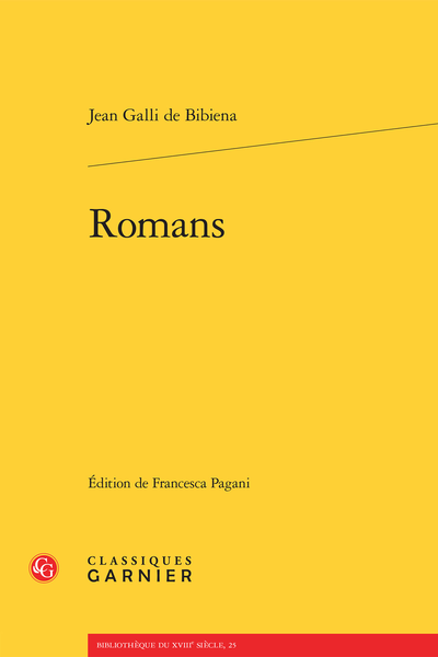 Romans - Principes éditoriaux