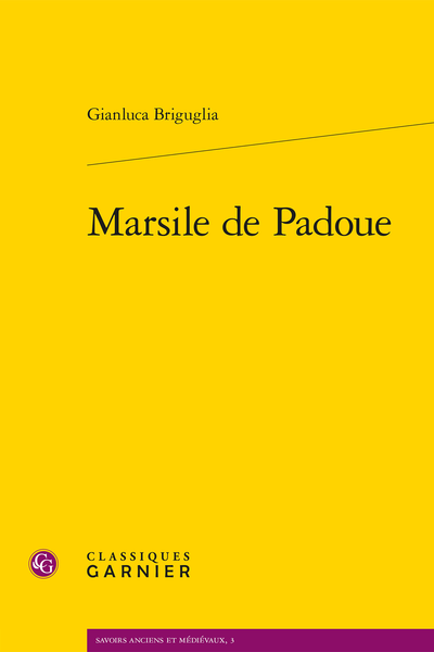Marsile de Padoue