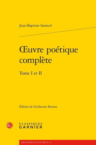 Œuvre poétique complète - L'affaire de la Pomone