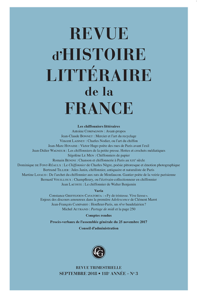 Victor Hugo Poète Des Rues De Paris Avant Lexil