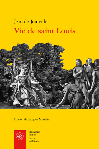 Vie de saint Louis - Texte et traduction