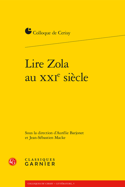 Lire Zola au XXIe siècle - La présence de Zola à l'étranger au début XXIe siècle