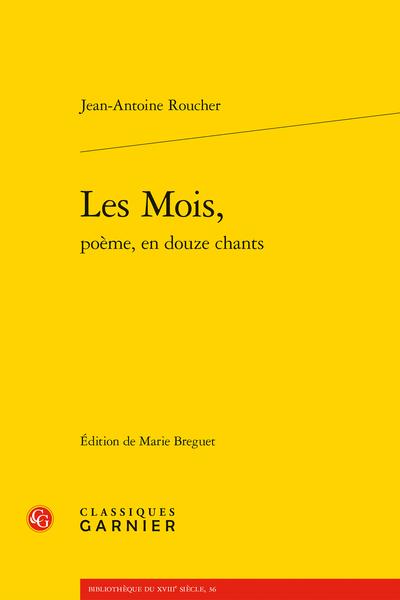 Les Mois, poème, en douze chants
