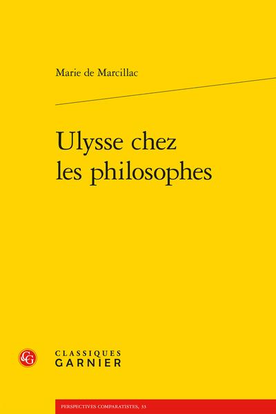 Ulysse chez les philosophes