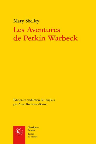 Les Aventures de Perkin Warbeck