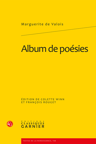 Album de poésies
