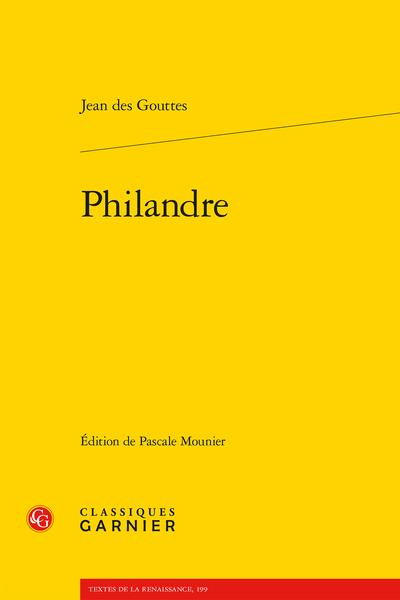 Philandre