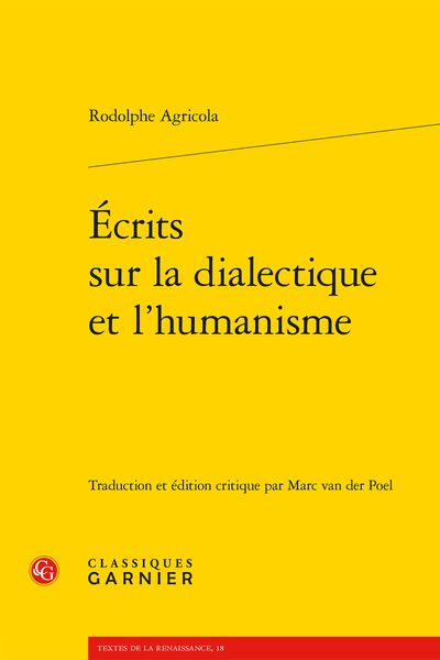 Écrits sur la dialectique et l'humanisme - Table des matières
