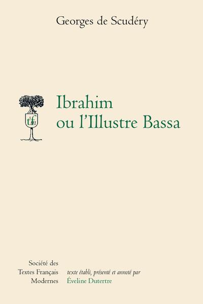 Ibrahim ou l'Illustre Bassa