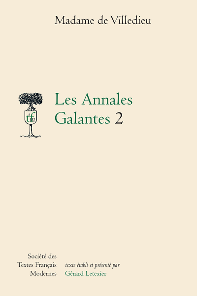 Les Annales galantes - Tome II