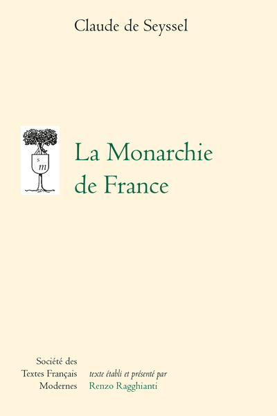 La Monarchie de France
