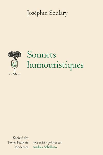 Sonnets humouristiques