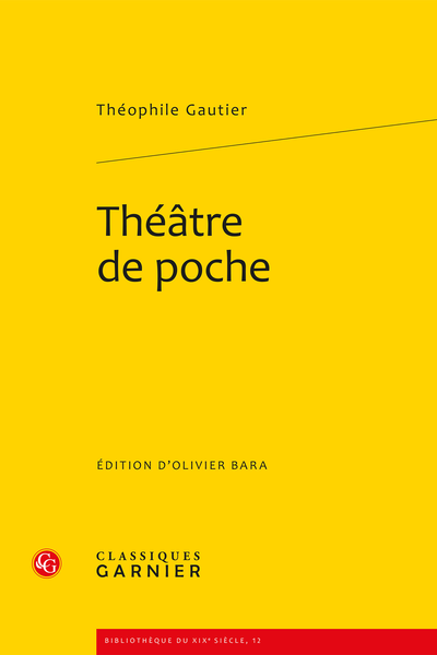 Théâtre de poche - [Prologue de Falstaff] Notice