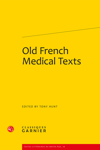 Old French Medical Texts