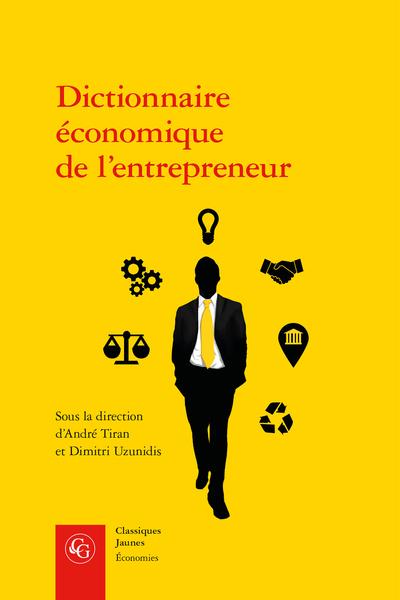 Dictionnaire économique de l'entrepreneur - [Lettre] H
